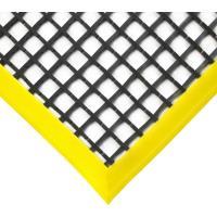 Průmyslová podlahová rohož COBA Workstation černo-žlutá 0,6 x 1,2m
