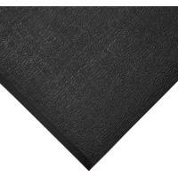 Průmyslová protiúnavová rohož COBA Orthomat černá 0,6 x 0,9m