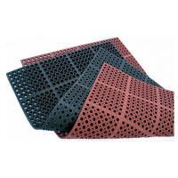 Průmyslová rohož Nordic Lite červená 1000x1500 mm