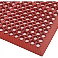 Průmyslová rohož Sanitop 910x1520 mm červená