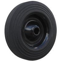 Pryžové kolo s kovovým diskem