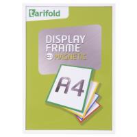 Rámeček Display Frame magnetický TARIFOLD A4 bílý
