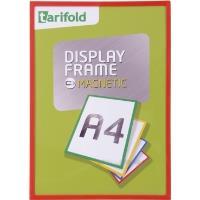 Rámeček Display Frame magnetický TARIFOLD A4 červený