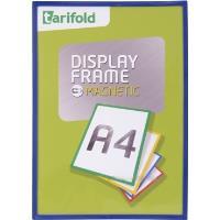 Rámeček Display Frame magnetický TARIFOLD A4 modrý