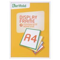 Rámeček Display Frame samolepící TARIFOLD A4 bílý