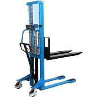 Ruční vysokozdvižný vozík zdvih 1,6 metru