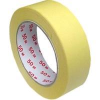 Samolepící krepová páska do 60°C, 30mm x 50m