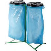 Stojan na odpadkové pytle 2x120 l