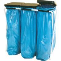 Stojan na odpadkové pytle Trio 3x70 l