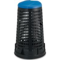 Stojan na pytle na tříděný odpad PROFI, modré víko
