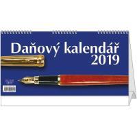 Stolní daňový kalendář 2018
