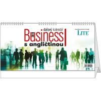 Stolní daňový kalendář - BUSINESS I. s angličtinou 2018