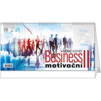 Stolní daňový kalendář - BUSINESS II. motivační 2018