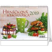 Stolní kalendář - Hrníčková kuchařka 2018