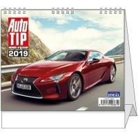 Stolní kalendář IDEÁL Auto TIP 2018