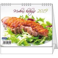 Stolní kalendář IDEÁL Moderní kuchyně 2018