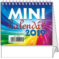 Stolní kalendář Mini 2018