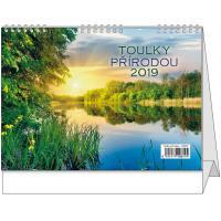 Stolní kalendář - Toulky přírodou 2018