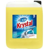 Tekutý čistič Krystal na koupelny 5L