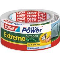 Textilní páska TESA Extra Power Extreme Outdoor průhledná