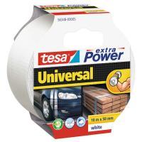 Textilní páska TESA extra Power Universal bílá