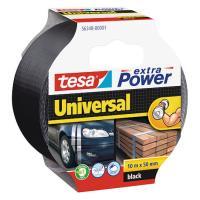 Textilní páska TESA extra Power Universal černá