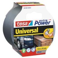 Textilní páska TESA extra Power Universal stříbrná