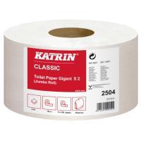 Toaletní papír Jumbo dvouvrstvý Katrin ø 18 cm