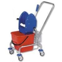 Úklidový vozík se ždímačem 1x17l