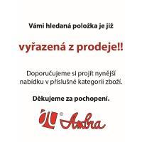 Venkovní odpadkový koš 35l modrý