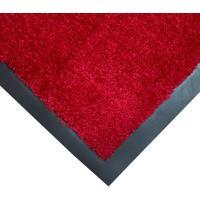 Vnitřní čistící rohož COBA Entra-Plush červená 0,6 m x 0,9 m
