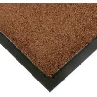 Vnitřní čistící rohož COBA Entra-Plush hnědá 0,6 m x 0,9 m