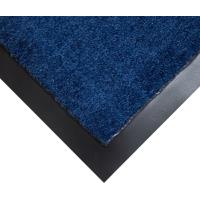 Vnitřní čistící rohož COBA Entra-Plush modrá 0,6 m x 0,9 m