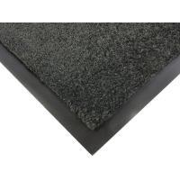 Vnitřní čistící rohož COBA Entra-Plush šedá 0,6 m x 0,9 m