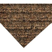 Vnitřní rohož COBA Toughrib Contract hnědá 2 m x 30 m