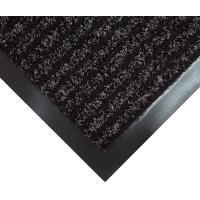 Vnitřní textilní rohož COBA Toughrib černá 0,6 m x 0,9 m