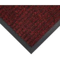 Vnitřní textilní rohož COBA Toughrib červená 0,6 m x 0,9 m