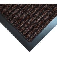 Vnitřní textilní rohož COBA Toughrib hnědá 0,6 m x 0,9 m