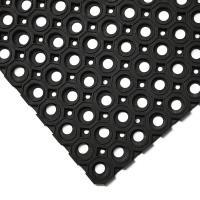Vstupní čistící rohož COBA Ringmat Honeycomb černá 0,4 m x 0,6 m