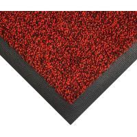 Vstupní čistící rohož COBAwash černo-červená 0,85 m x 1,2 m