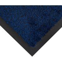 Vstupní čistící rohož COBAwash černo-modrá 0,6 m x 0,85 m