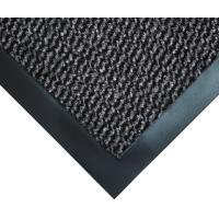 Vstupní rohož COBA Vyna-Plush černo-ocelová 0,9 m x 1,2 m