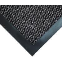 Vstupní rohož COBA Vyna-Plush černo-ocelová 1,2 m x 1,8 m