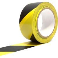 Vyznačovací podlahová páska COBAtape 50mm x 33m černo-žlutá