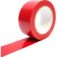 Vyznačovací podlahová páska COBAtape 50mm x 33m červená
