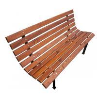 Zahradní lavička kovová