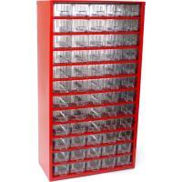 Závěsná skříňka se zásuvkami 60A červená