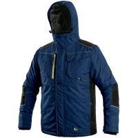 Zimní bunda Canis BALTIMORE tmavě modrá-černá, vel. XL
