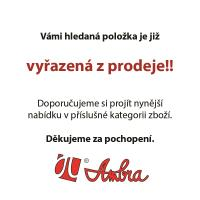 Zimní bunda MILTON červená vel. M