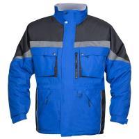 Zimní bunda MILTON modrá vel. L